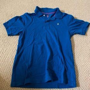 Youth Large (14/16) Blue Izod Polo